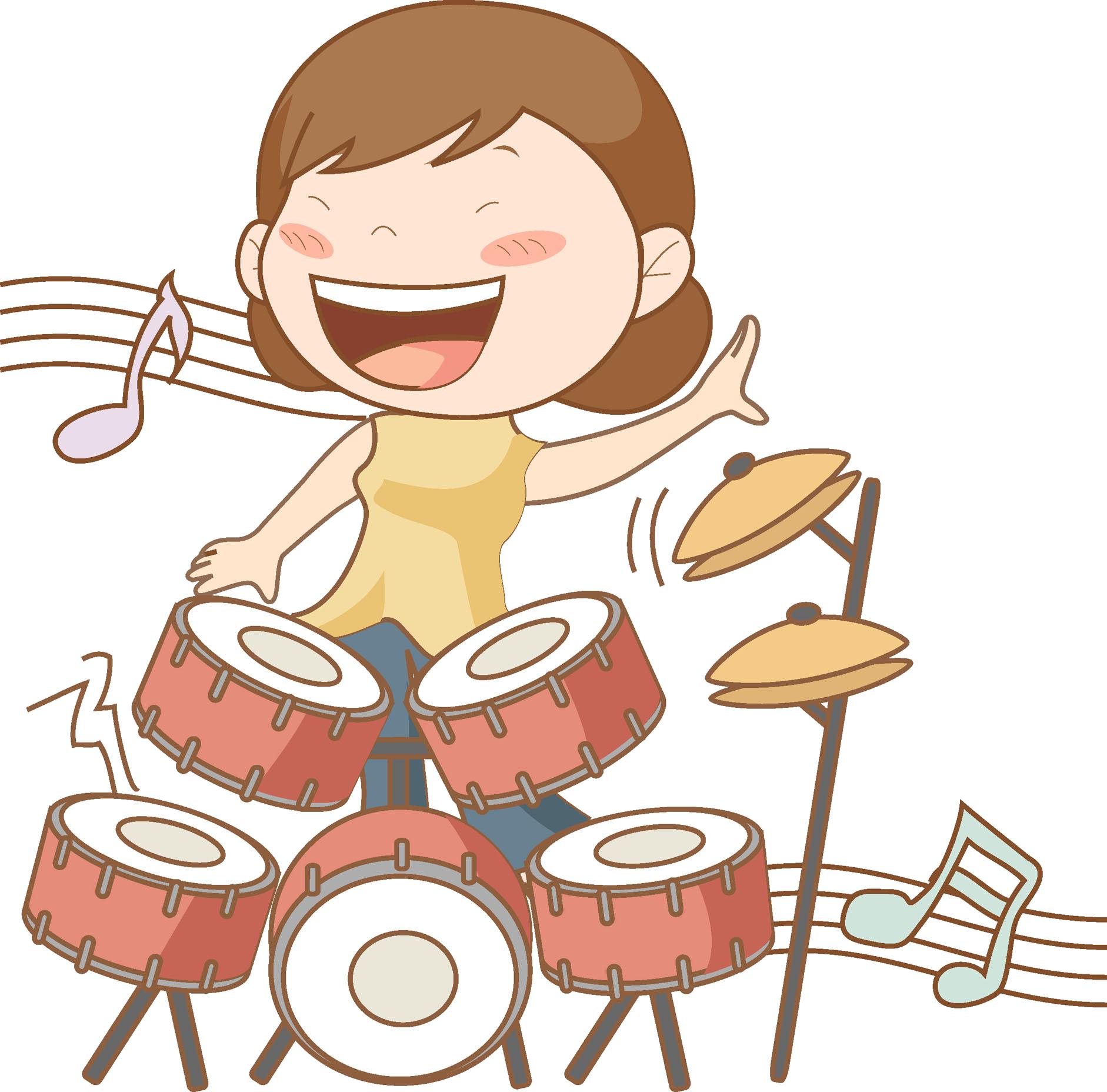 Drums singer clip art. Clipart hand drumming