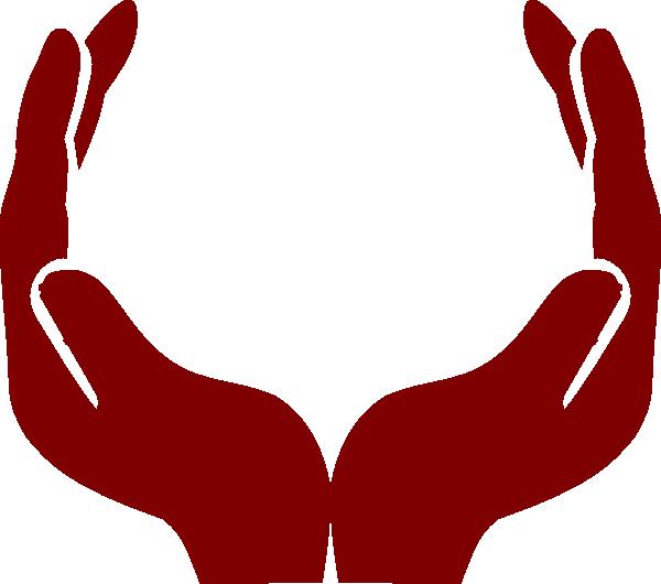 Praying hands prayer deity. Hand clipart god