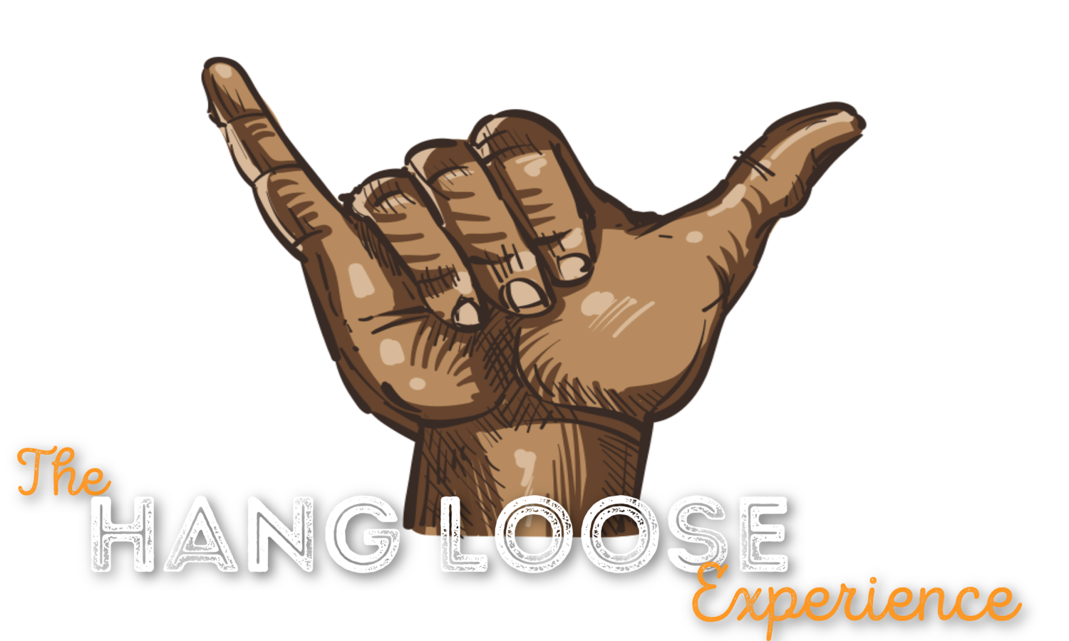 Hands clipart hang loose. The experience