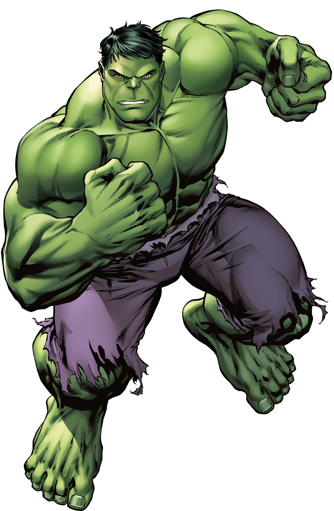 The united organization toons. Head clipart hulk