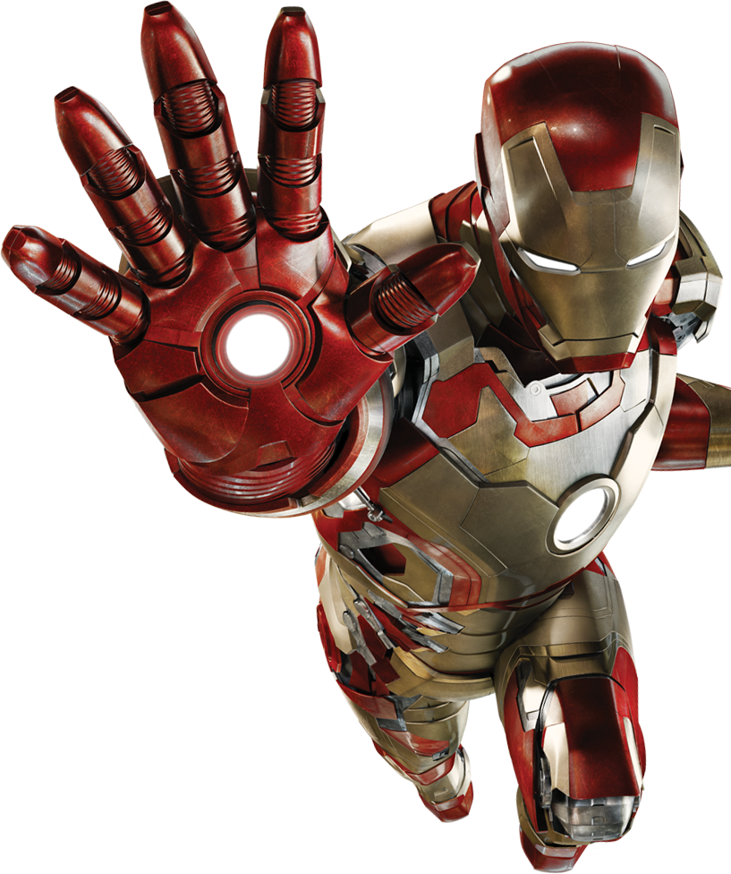 Png image purepng free. Hand clipart ironman