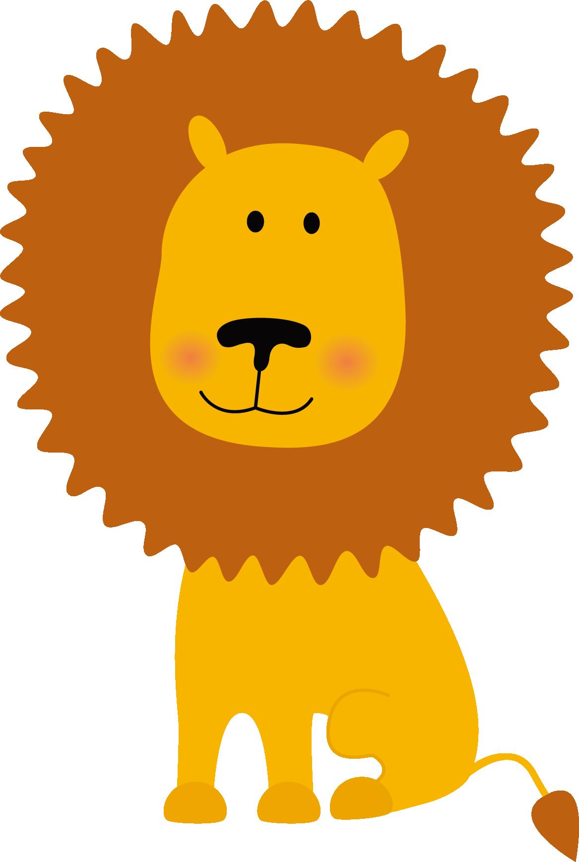 Clip art yellow transprent. Lion vector png