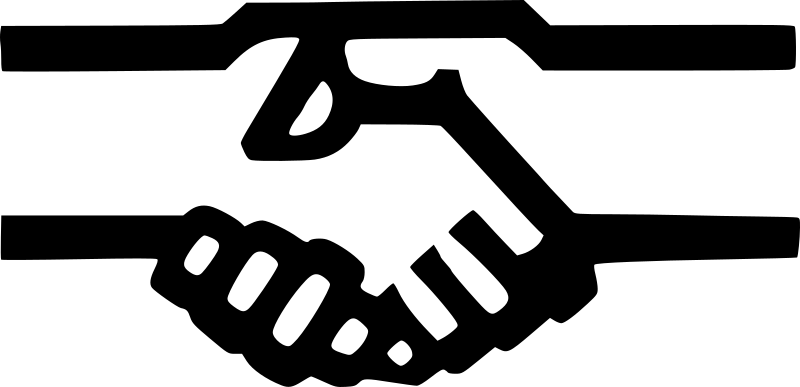 Hands clipart logo. Hand in medium image