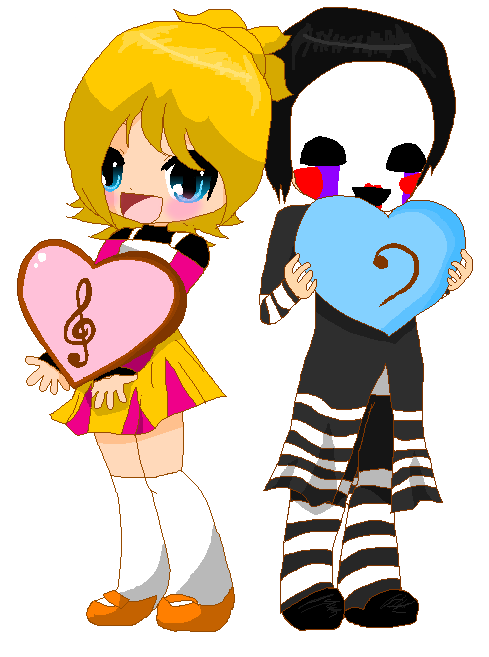 Toy chica x page. Hands clipart marionette