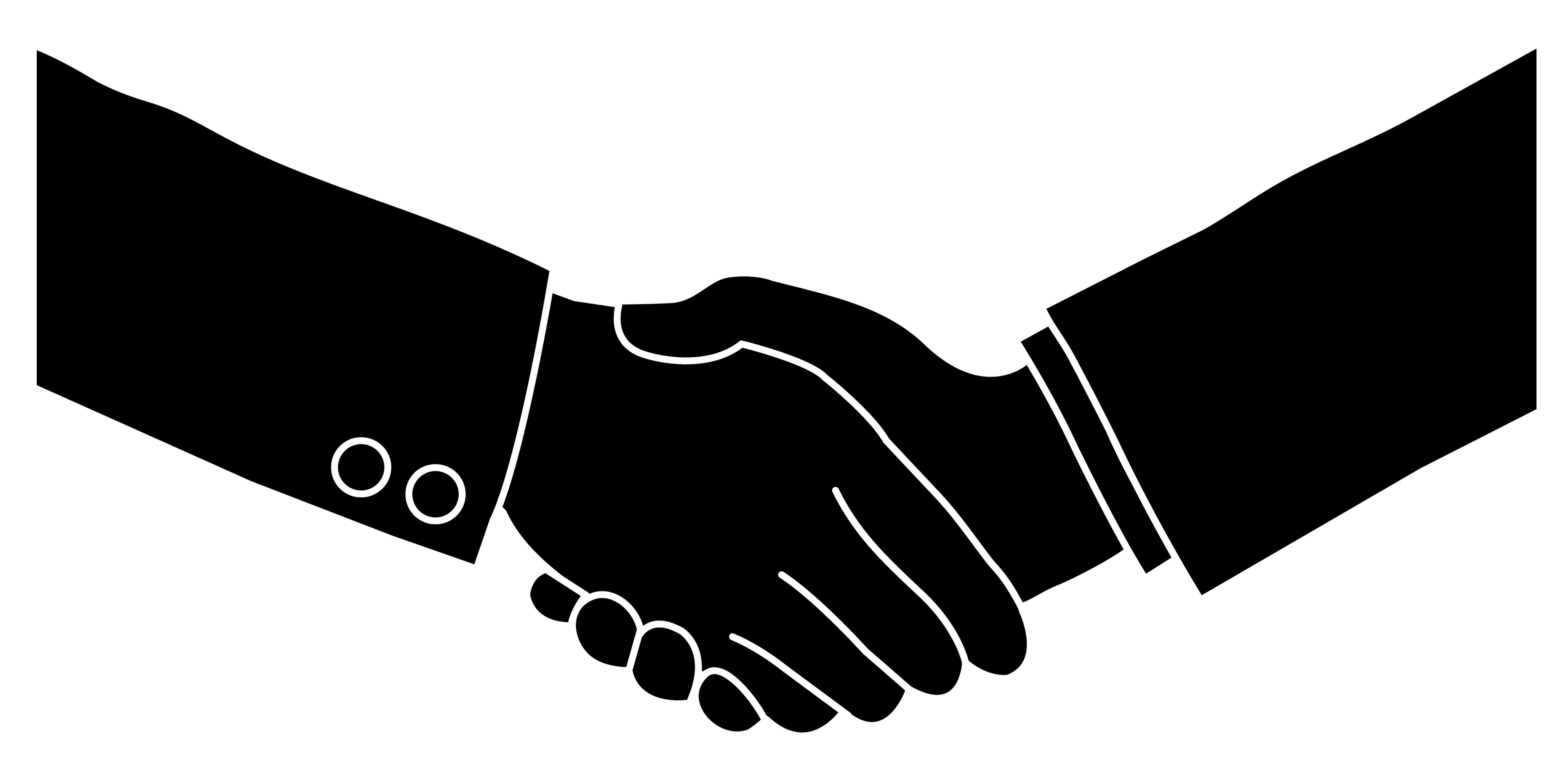 Handshake clipart business meeting.  rules on networking
