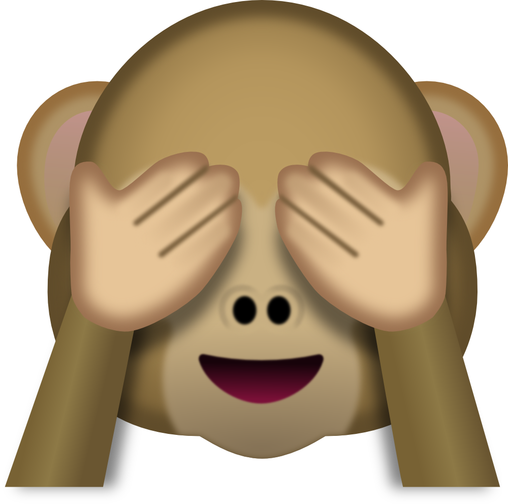 Faces clipart embarrassed. Monkey best png free