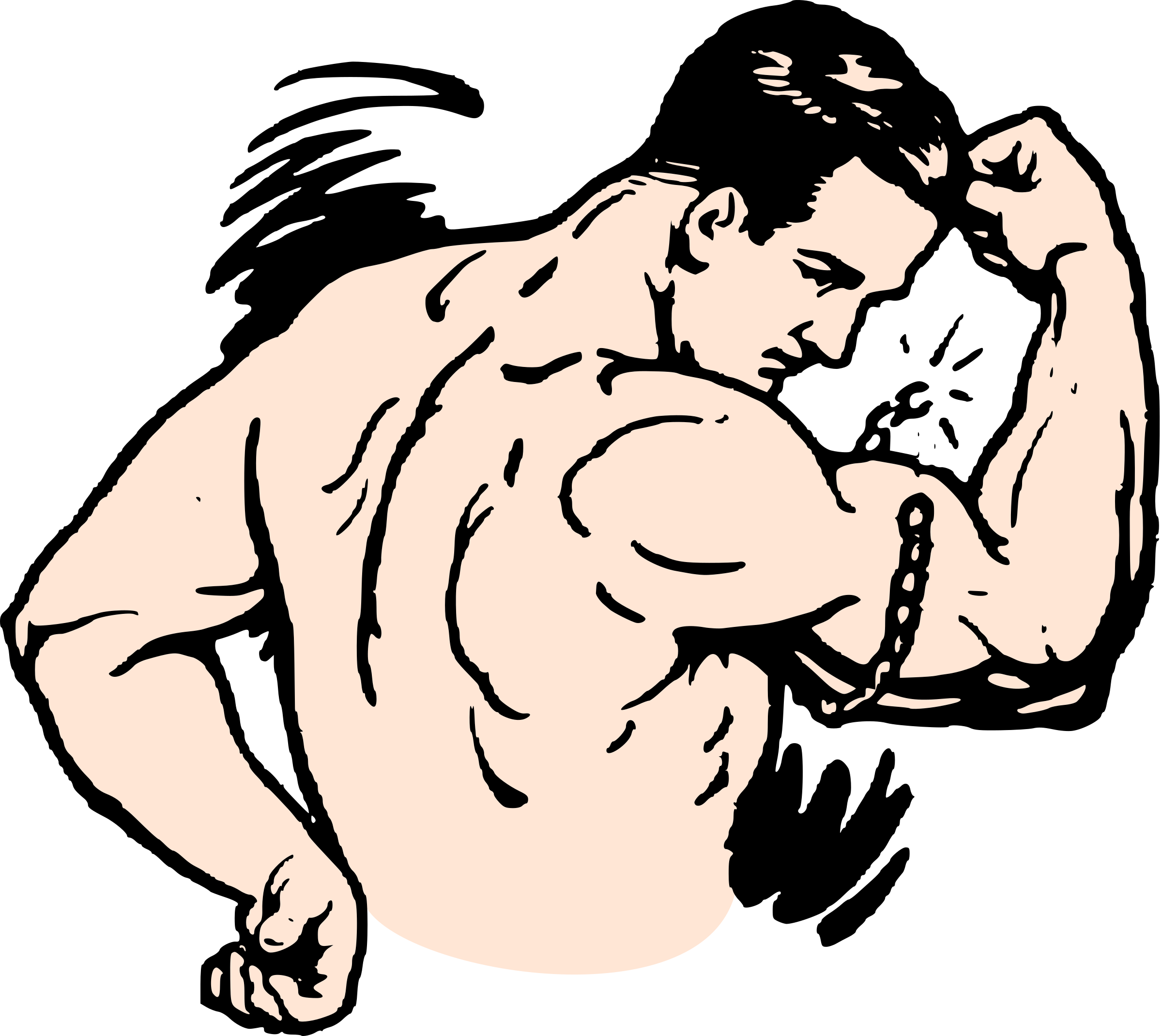 Muscle clipart stong. Muscles icons png free