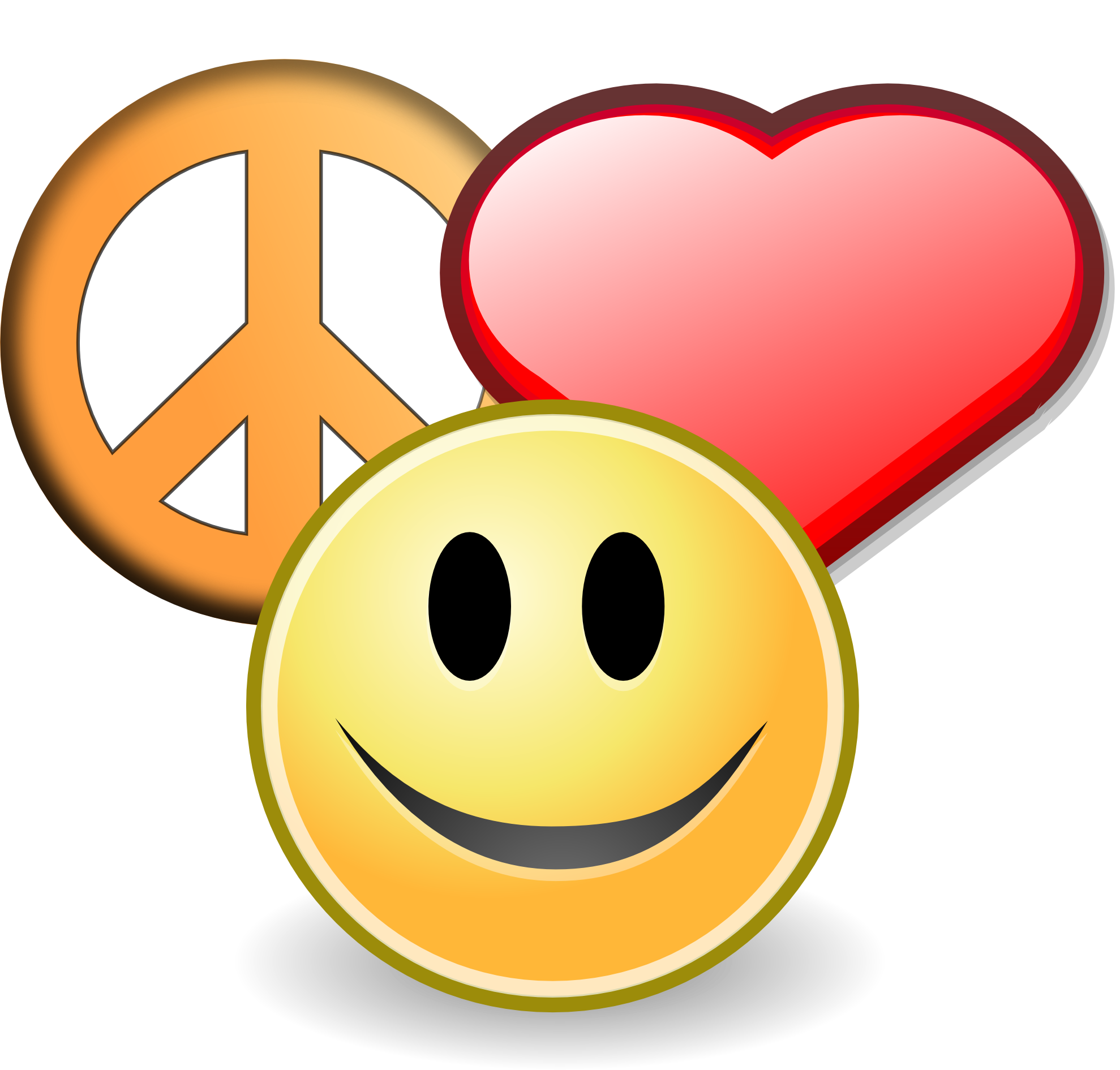 Hand peace sign drawing. Lds clipart kindness