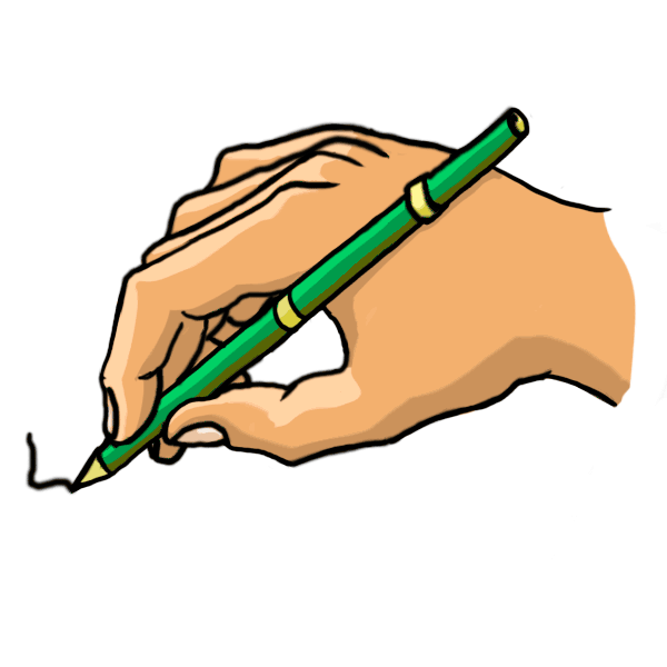 Writer clipart writer cartoon.  collection of writing