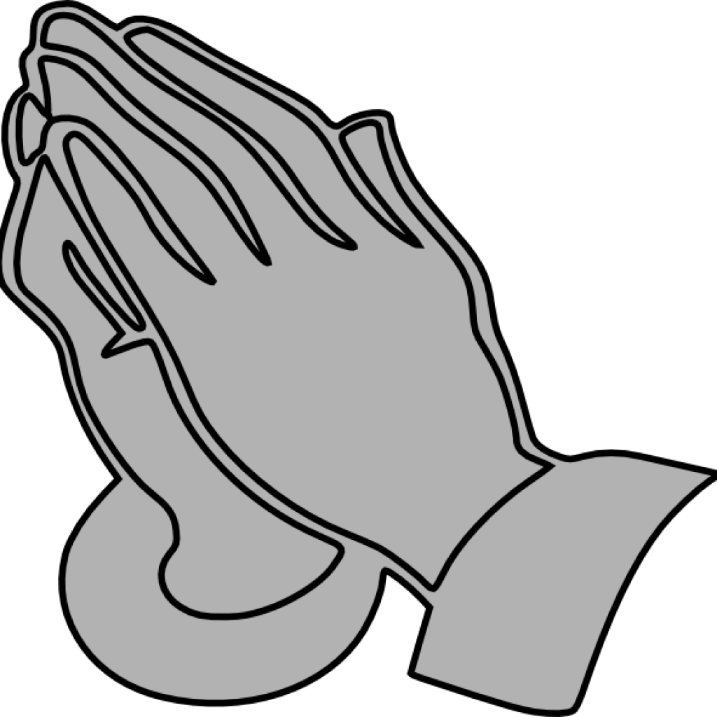 Praying hands free hatenylo. Kind clipart clasped hand