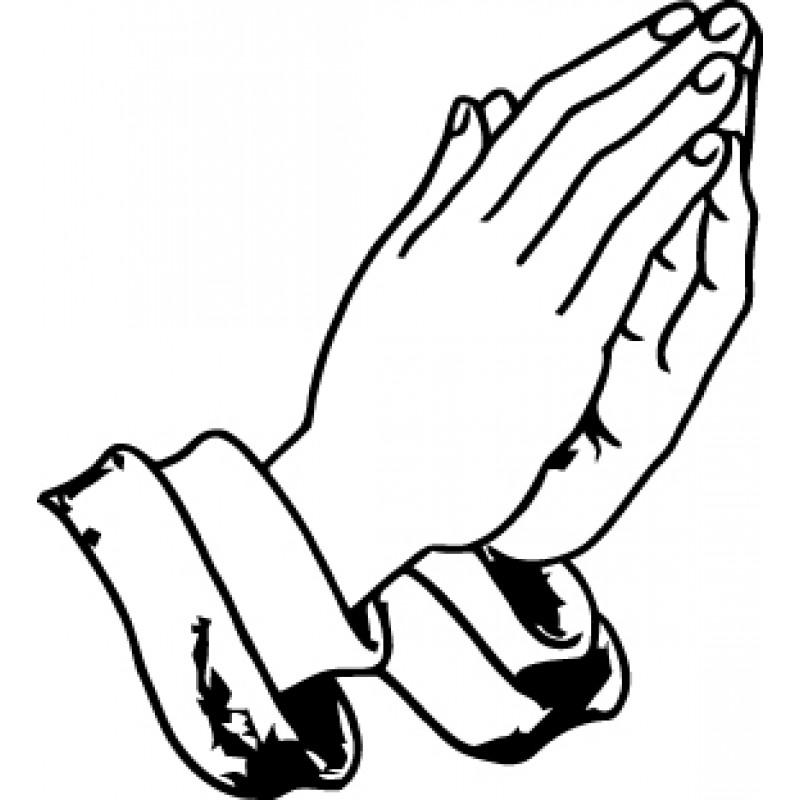 Free praying cliparts download. Hands clipart prayer