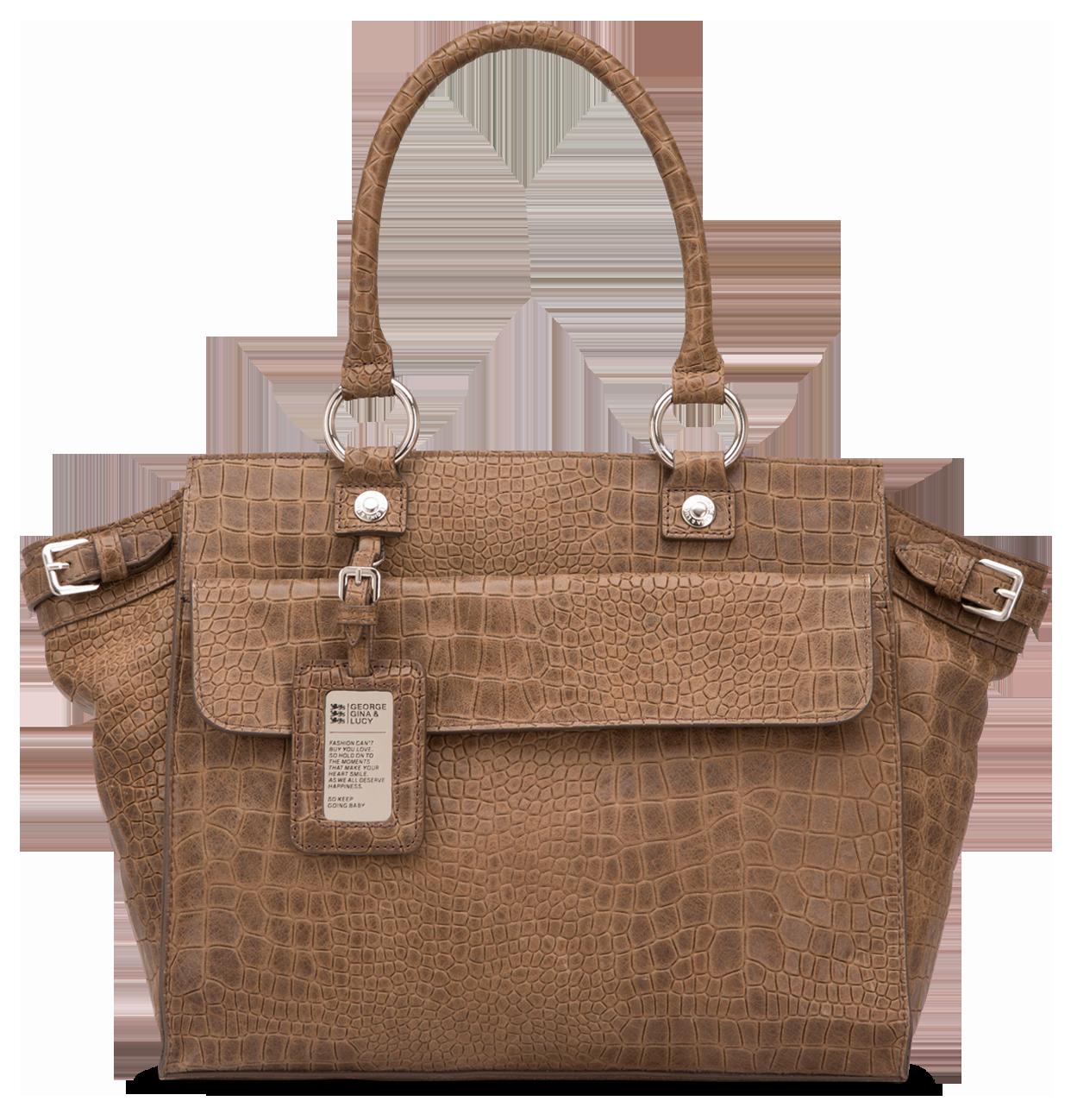 Heels clipart purse. Brown handbag png clip