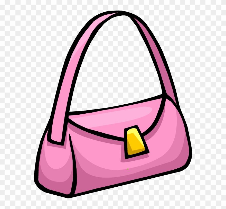Lipstick clipart purse. Hand emoji pink handbag