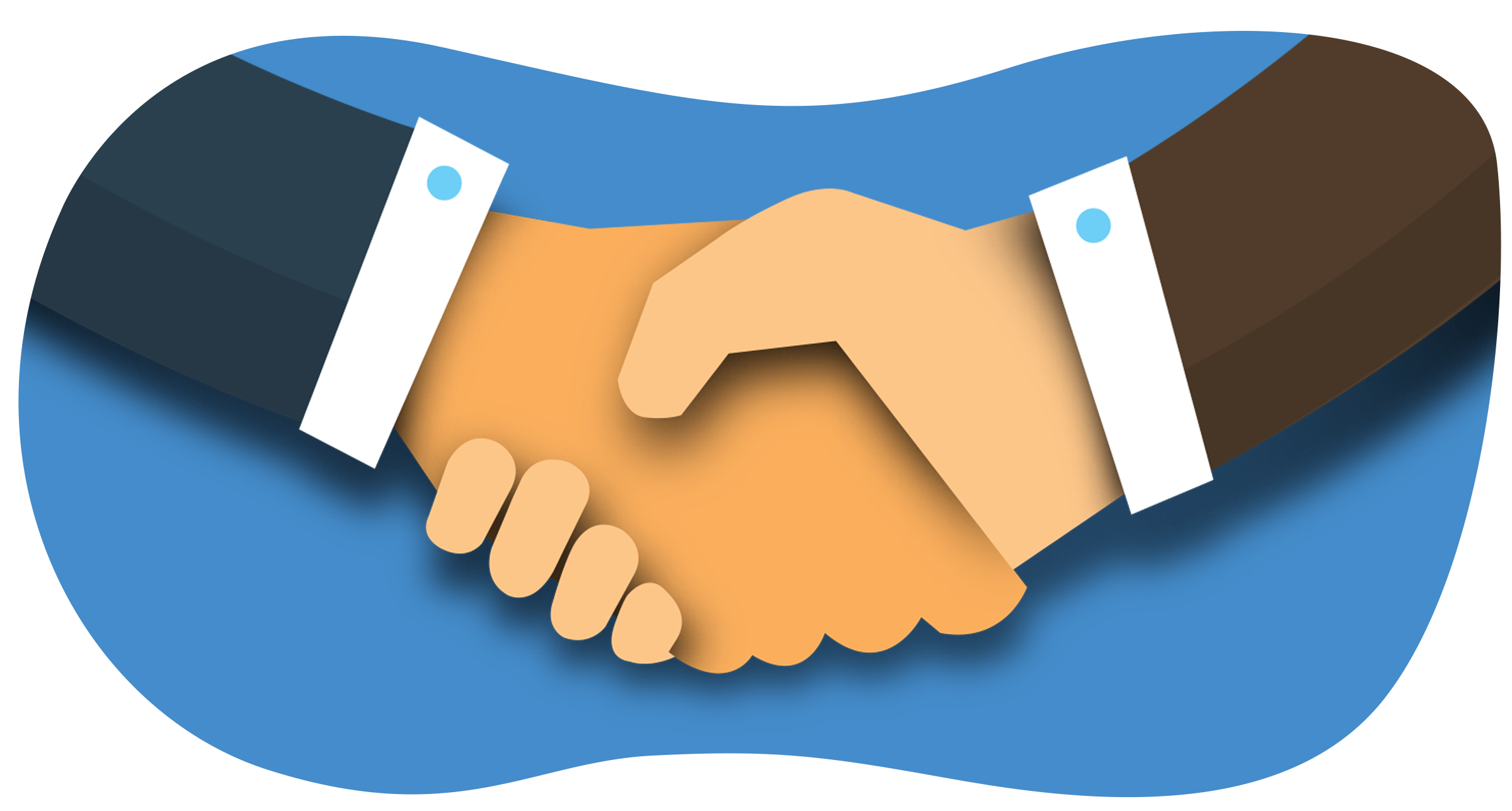 Handshake clipart artistic.  collection of introducing