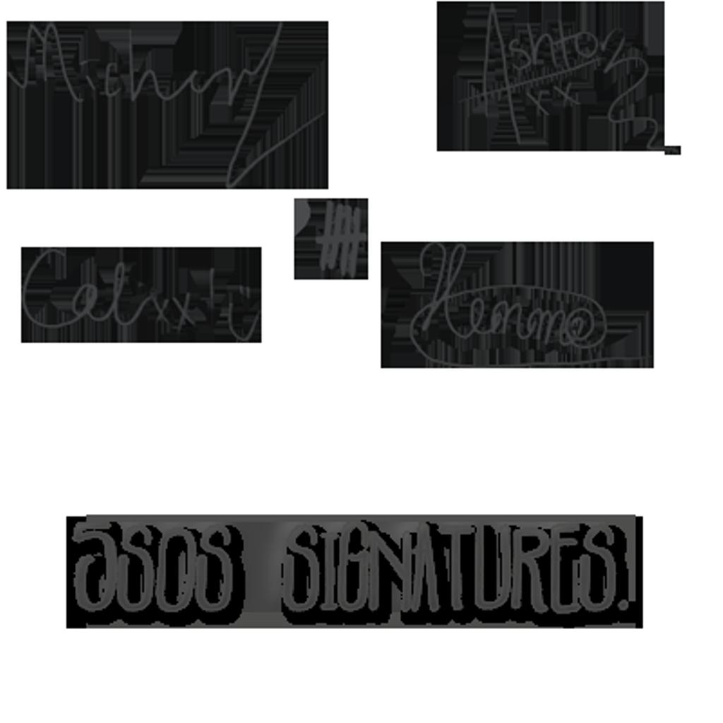 Clipart hand signature. Sooooo here u have