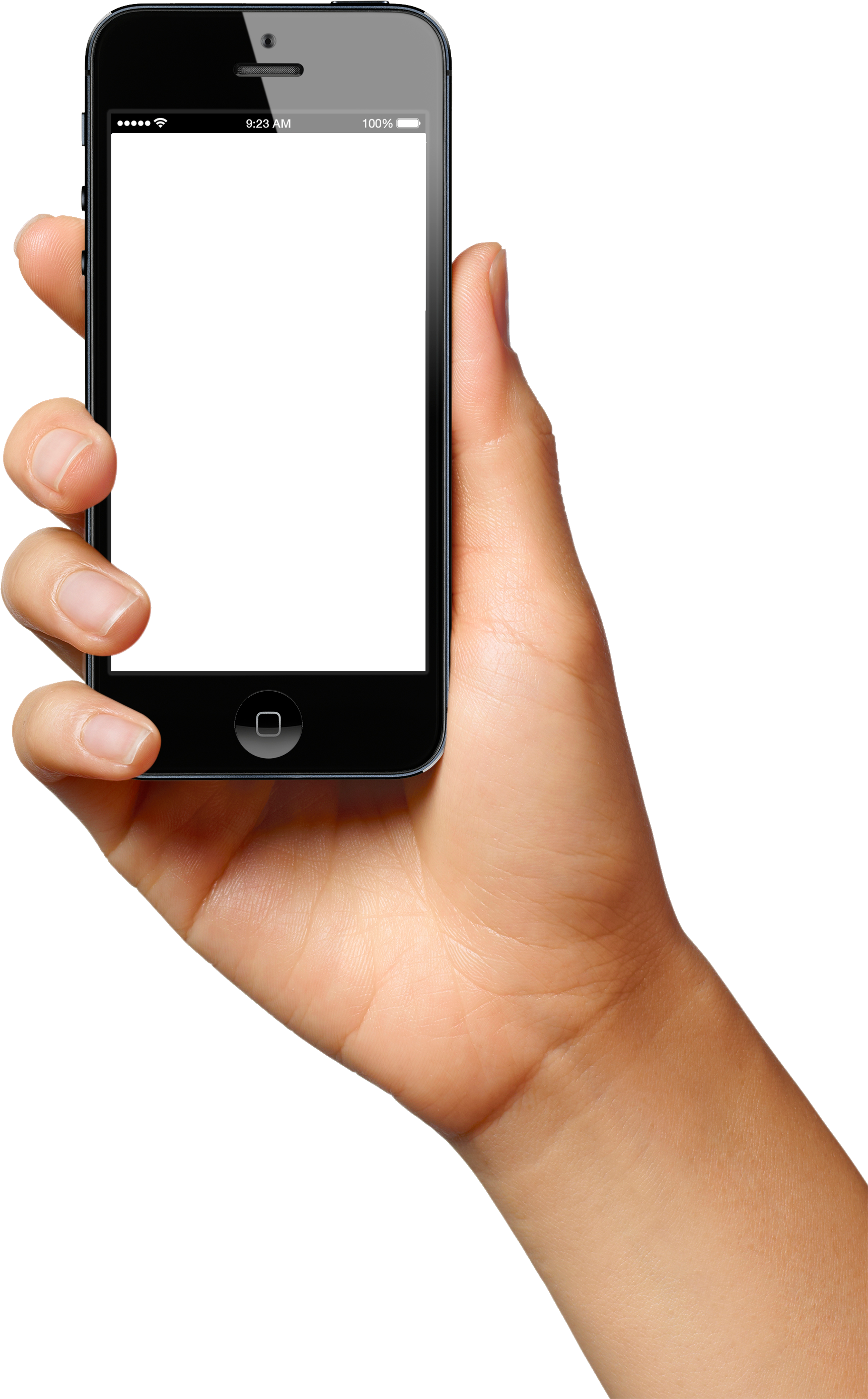 Icon web icons png. Hands clipart smartphone