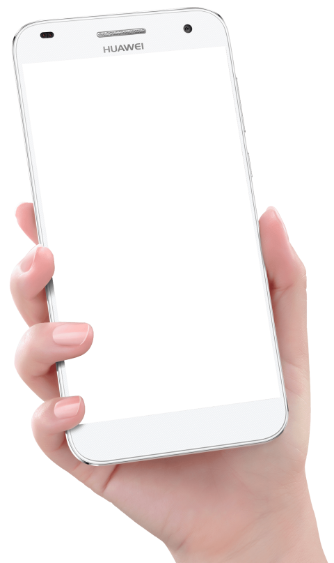 Holding png free images. Hand clipart smartphone