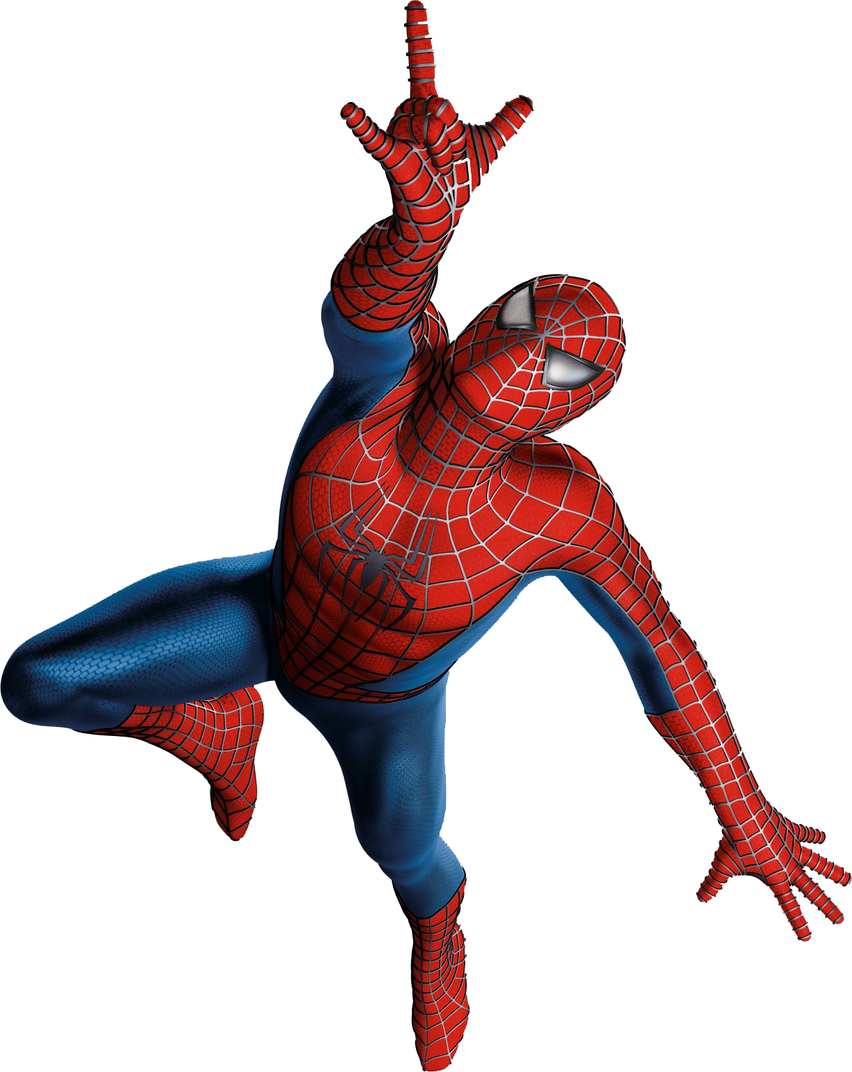 Hand clipart spiderman. Png image purepng free