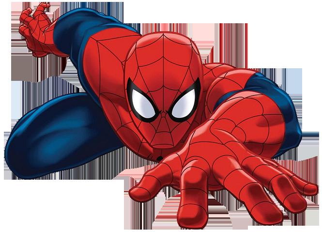 Disney spider man baby. Hand clipart spiderman