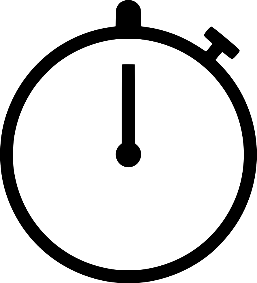 Timer clock time svg. Stopwatch clipart reading