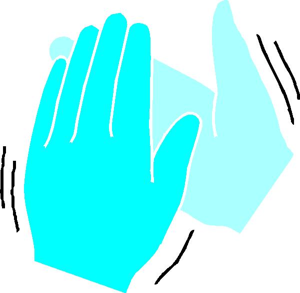 Gloves clipart vector. Tapsol kezek clip art