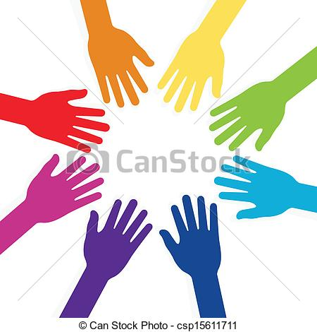 Work images free download. Hands clipart team