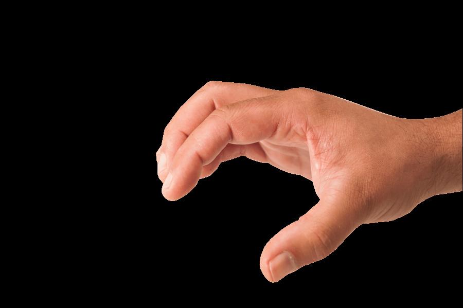 Finger clipart hand grab. Grabbing transparent png stickpng