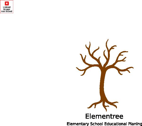 Clip art at clker. Handprint clipart handprint tree