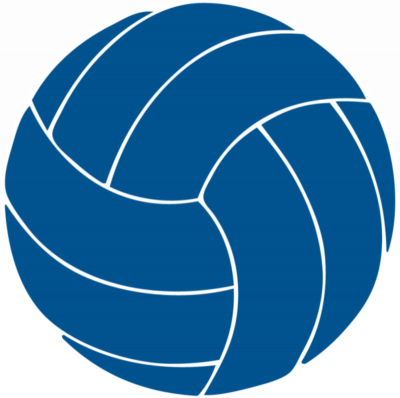 collection of green. Clipart volleyball red