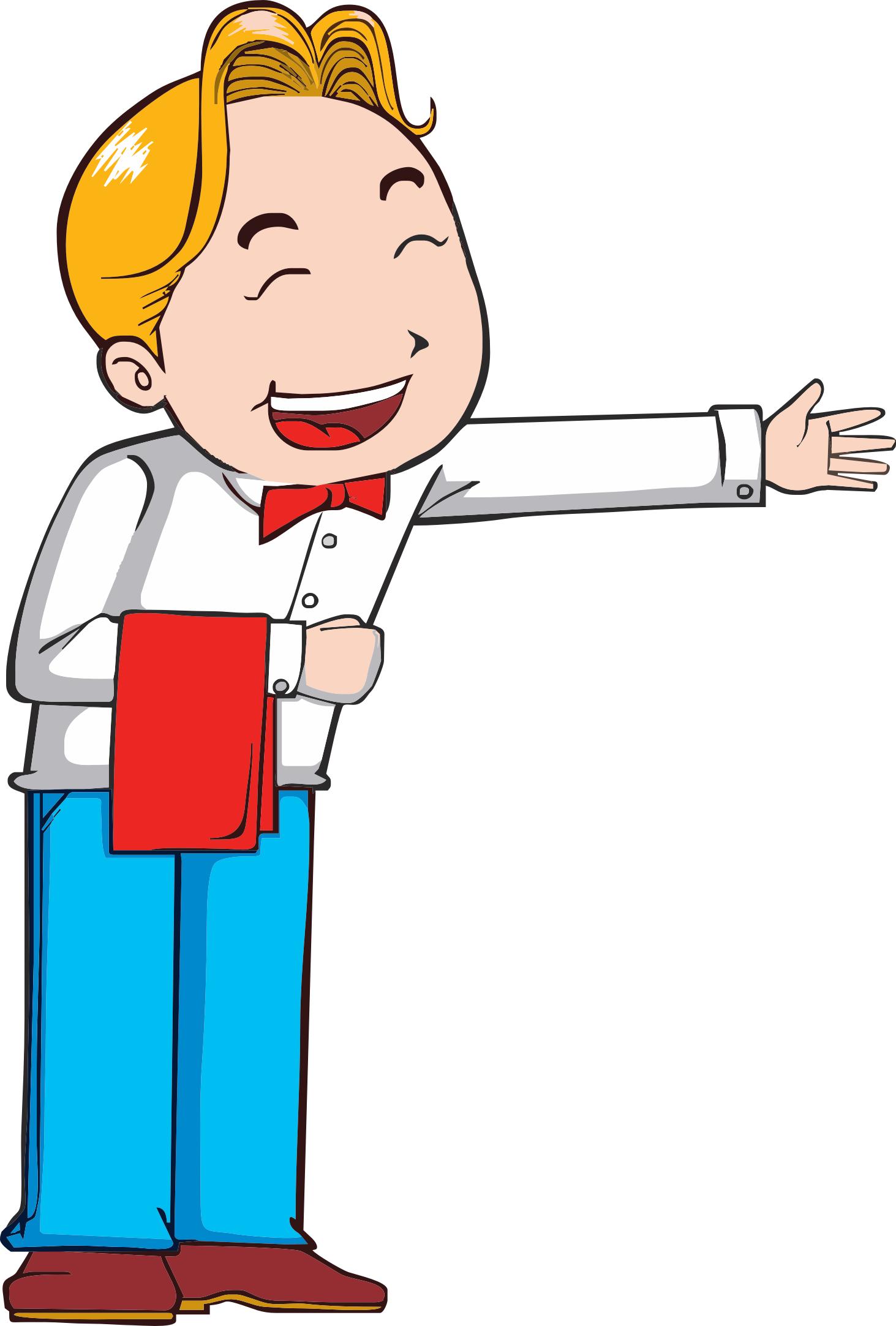 Waitress clipart restaurant hostess. Waiter download clip art