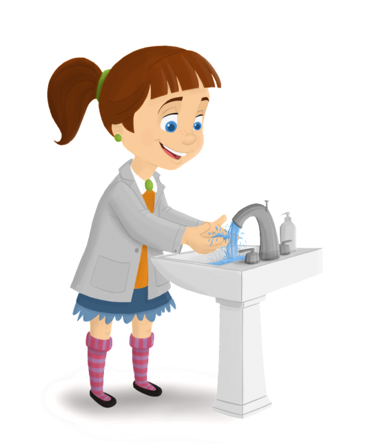 Hands free download clip. Hand clipart wash