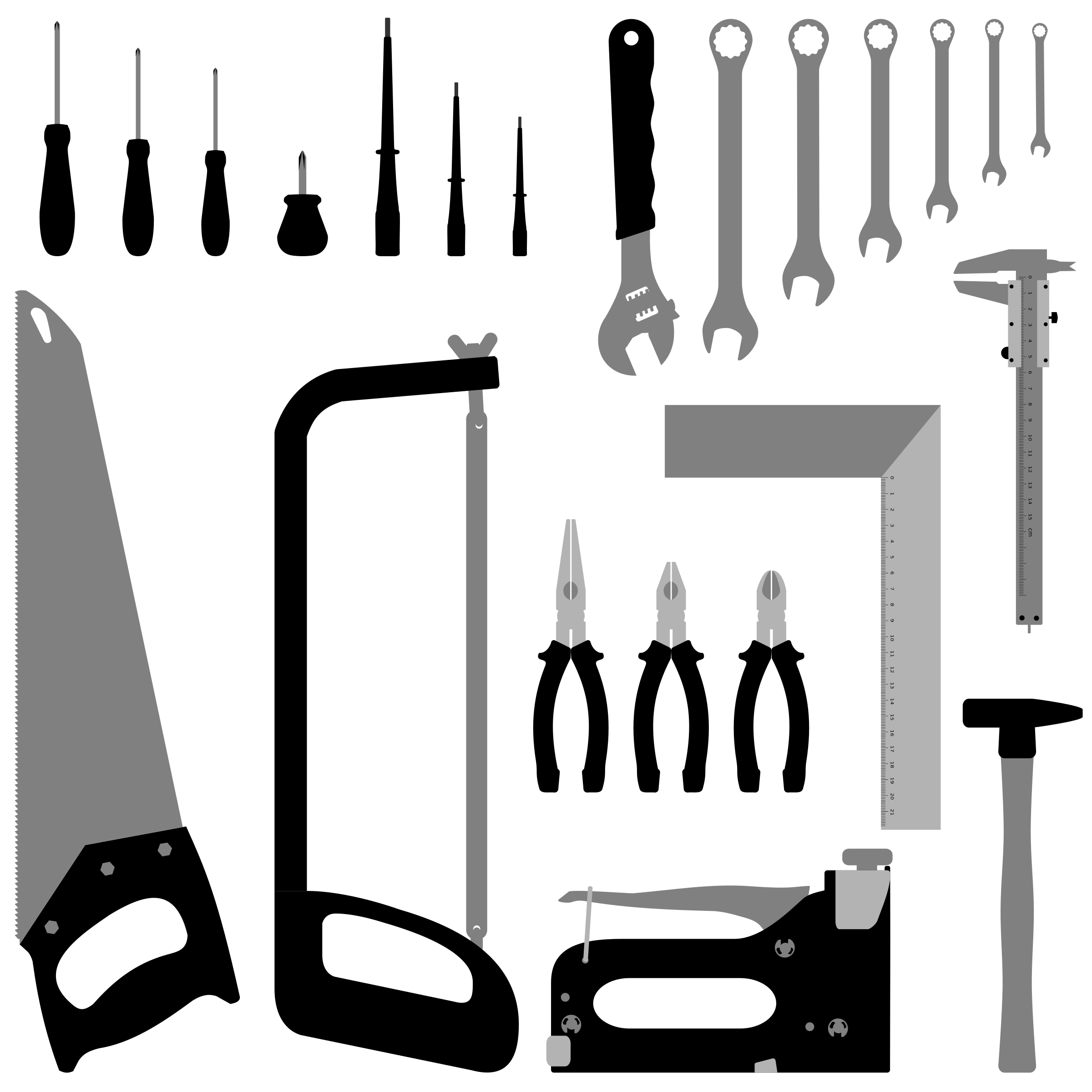 Hand clipart wrench. Tools big image png