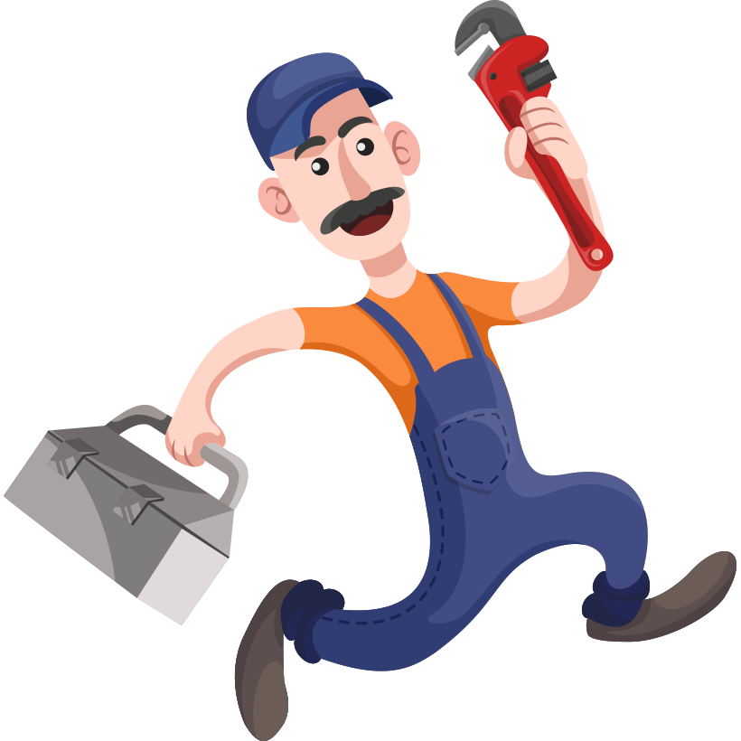 Clipart hand wrench. Plumber plumbing toilet clip