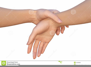 Hands grasping free images. Hand clipart wrist