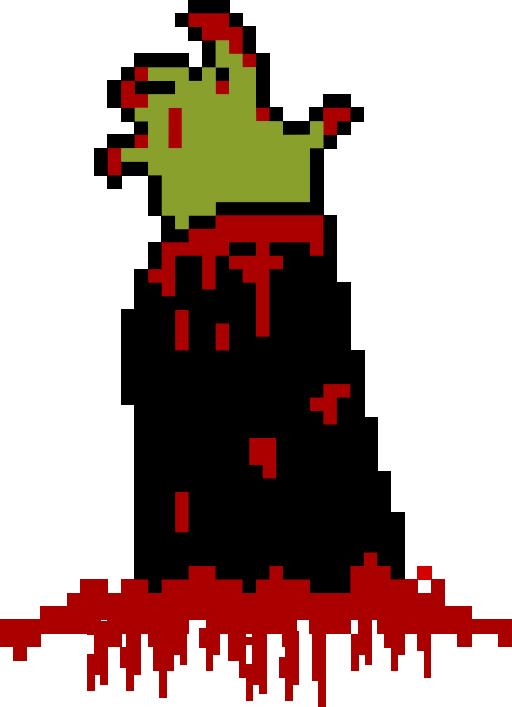 Hand clipart zombie. I royalty free public