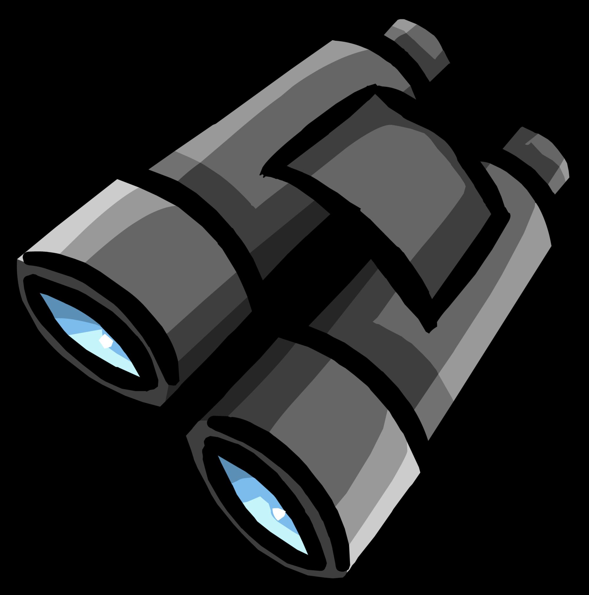 Clipart hands binoculars. Image png club penguin