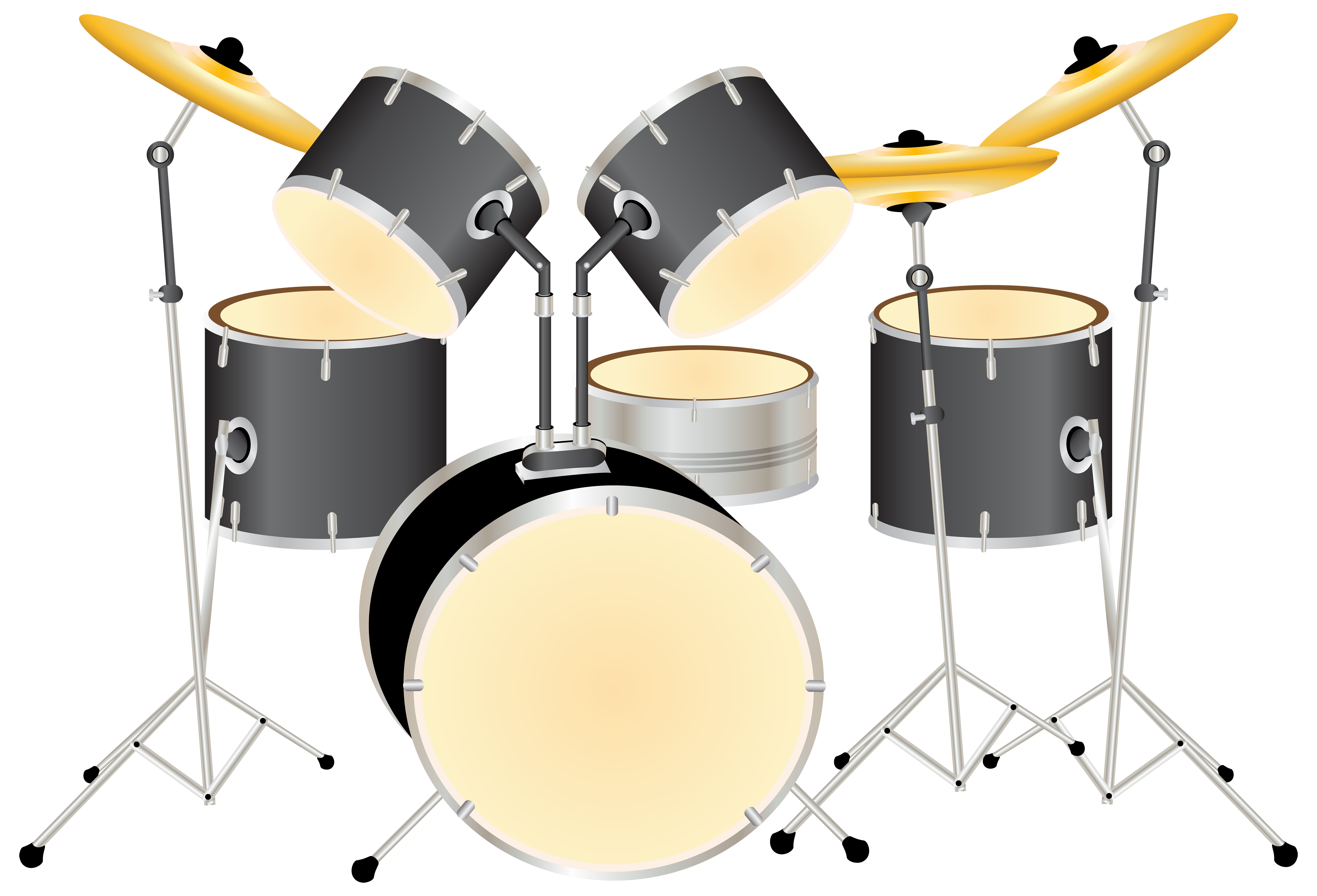 Hands clipart drumming. Drum kit png best
