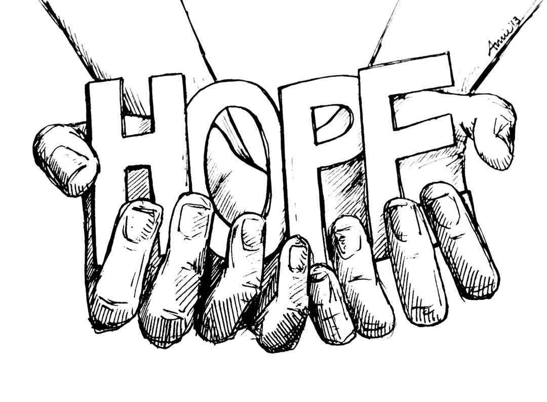 Hope hands png in. Creation clipart cares god