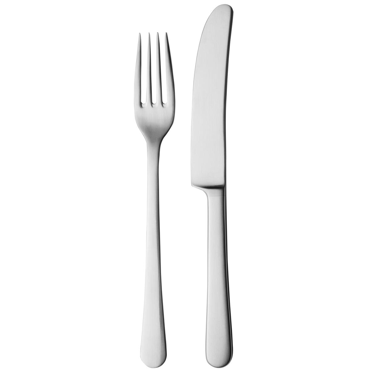 And knife three isolated. Fork clipart holding