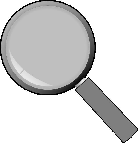 Magnifying lens clip art. Hand clipart lense