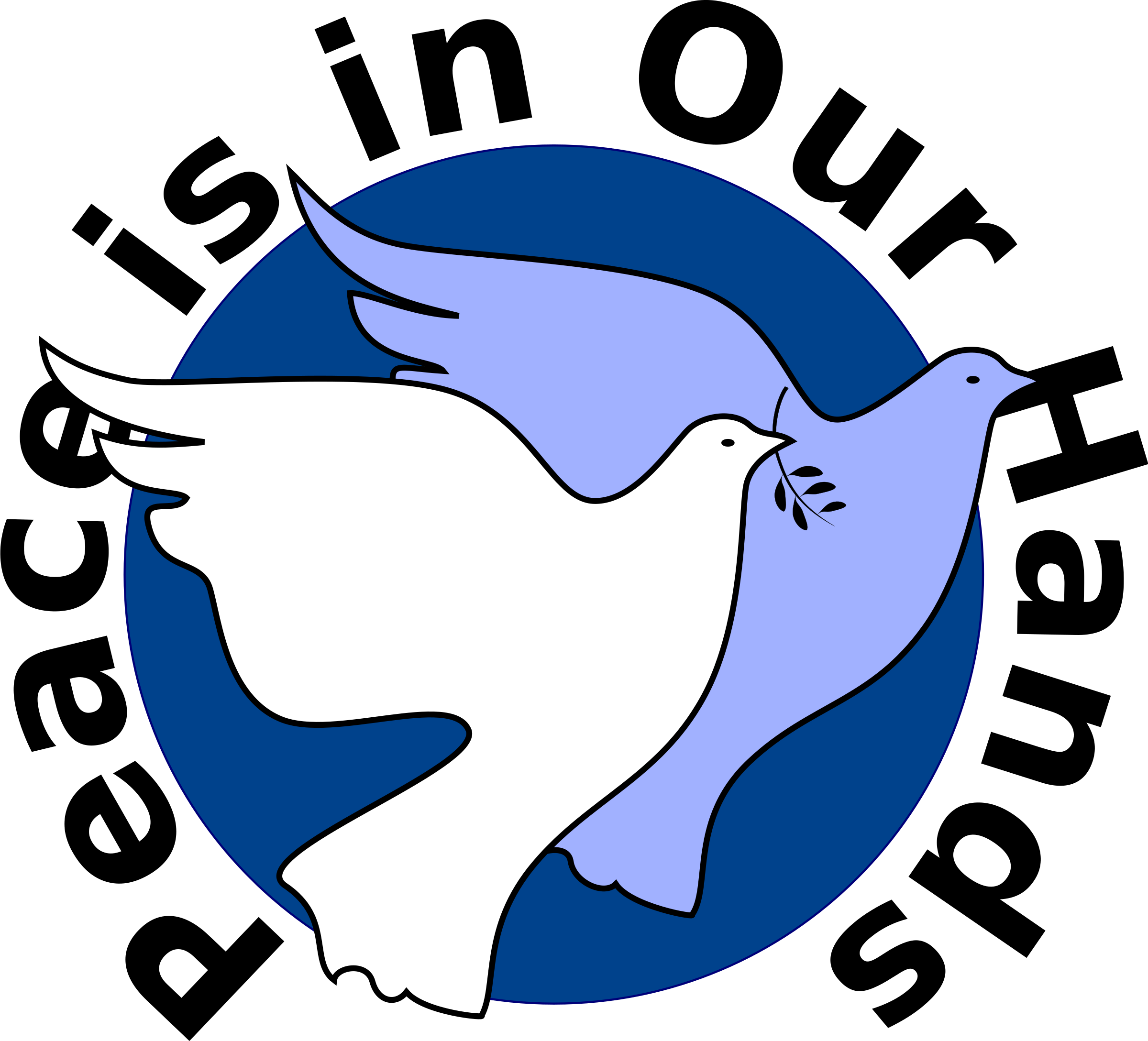 Peace africa pencil and. Dove clipart day