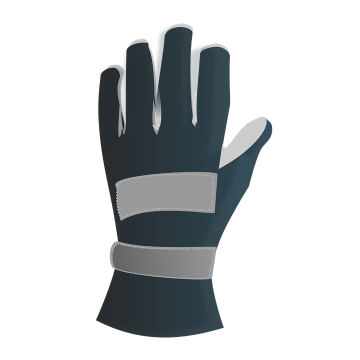 A look at the. Glove clipart welding glove