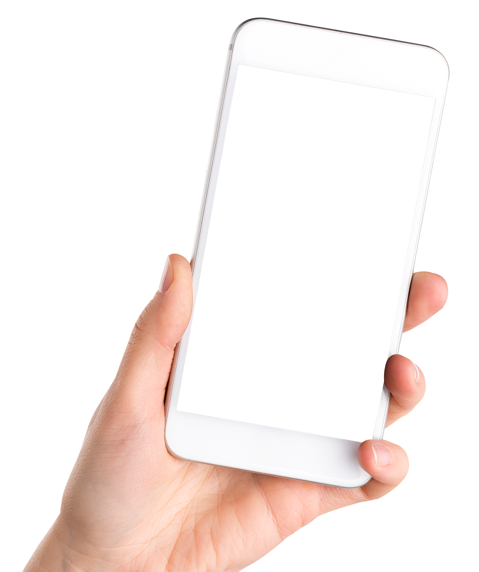 Hand clipart smartphone. Holding mobile png image