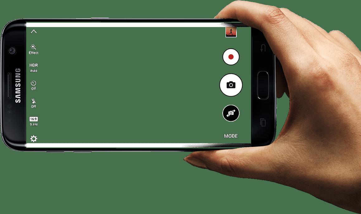 Hand clipart camera. Samsung galaxy s edge