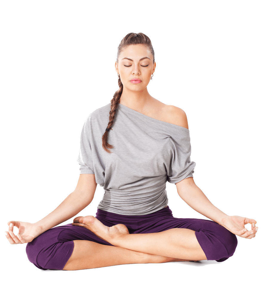 Meditation transparent png stickpng. Hands clipart yoga