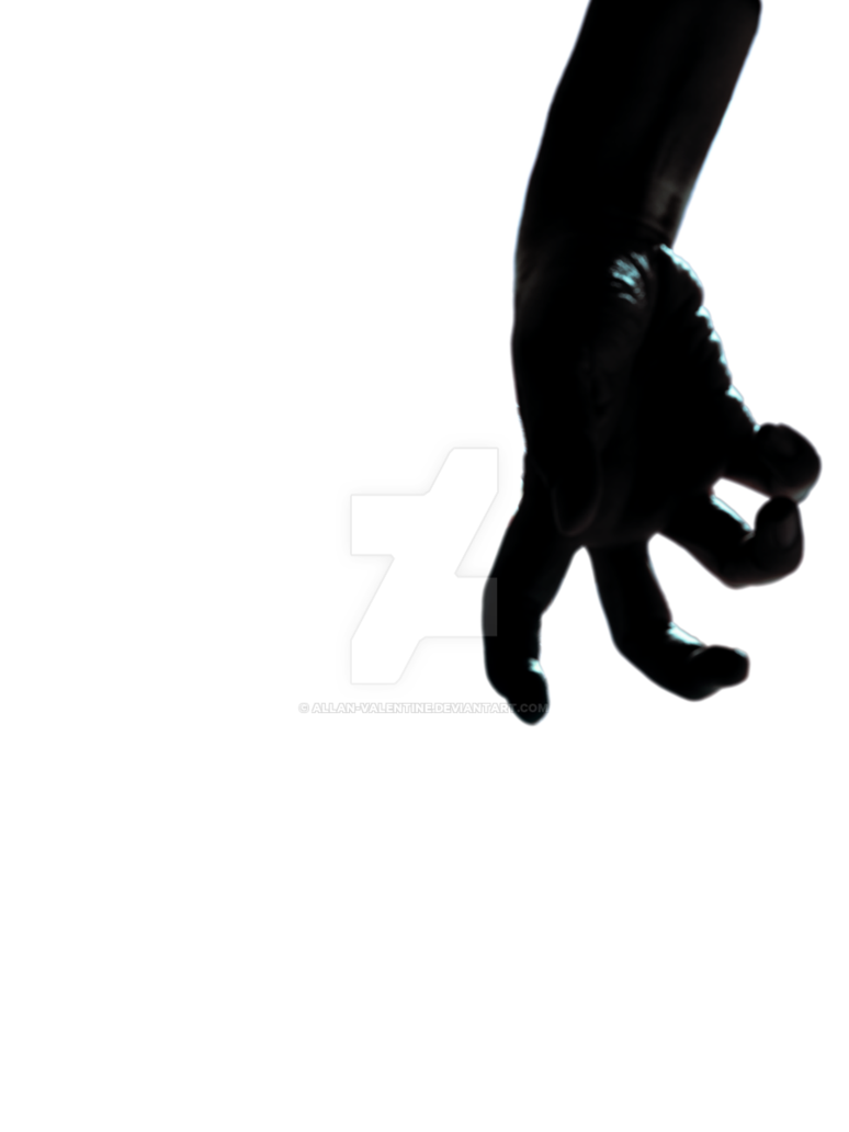 Hand silhouette at getdrawings. Hands clipart zombie