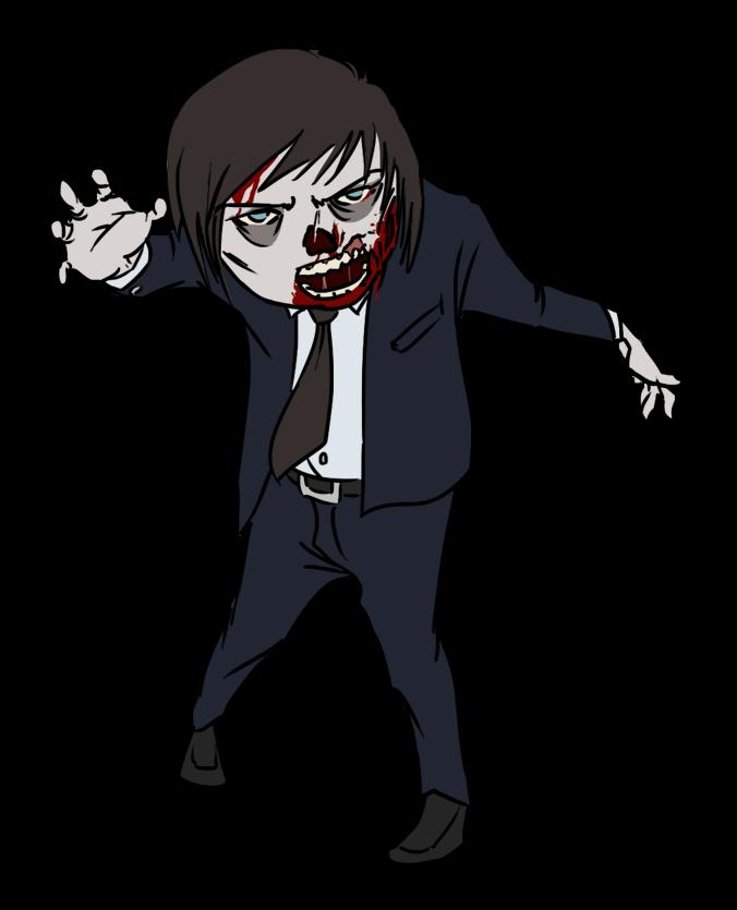 Vampire clipart mummy. Zombie clip art vector