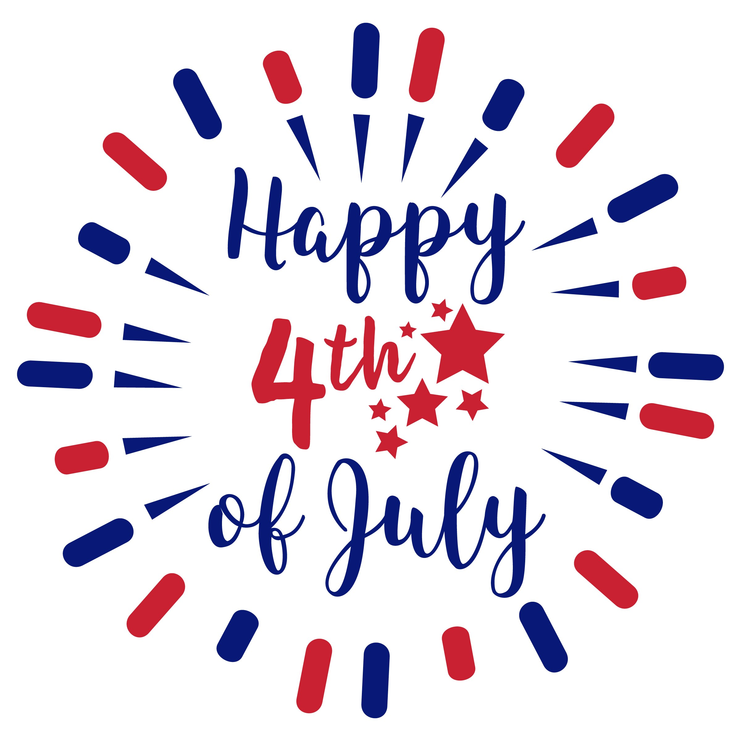 Free fourth th of. June clipart country