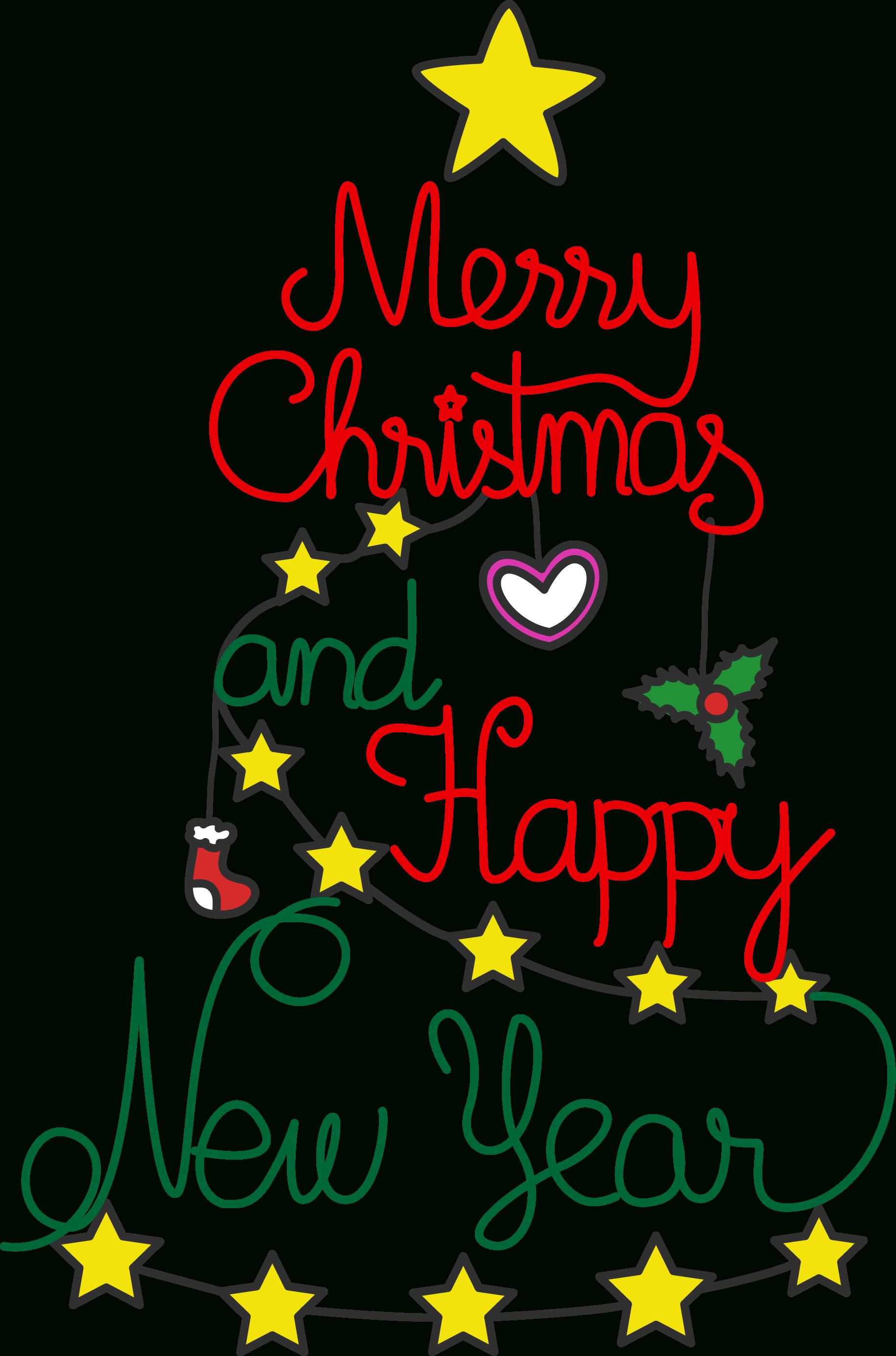Glitter Clipart Happy New Year Glitter Happy New Year