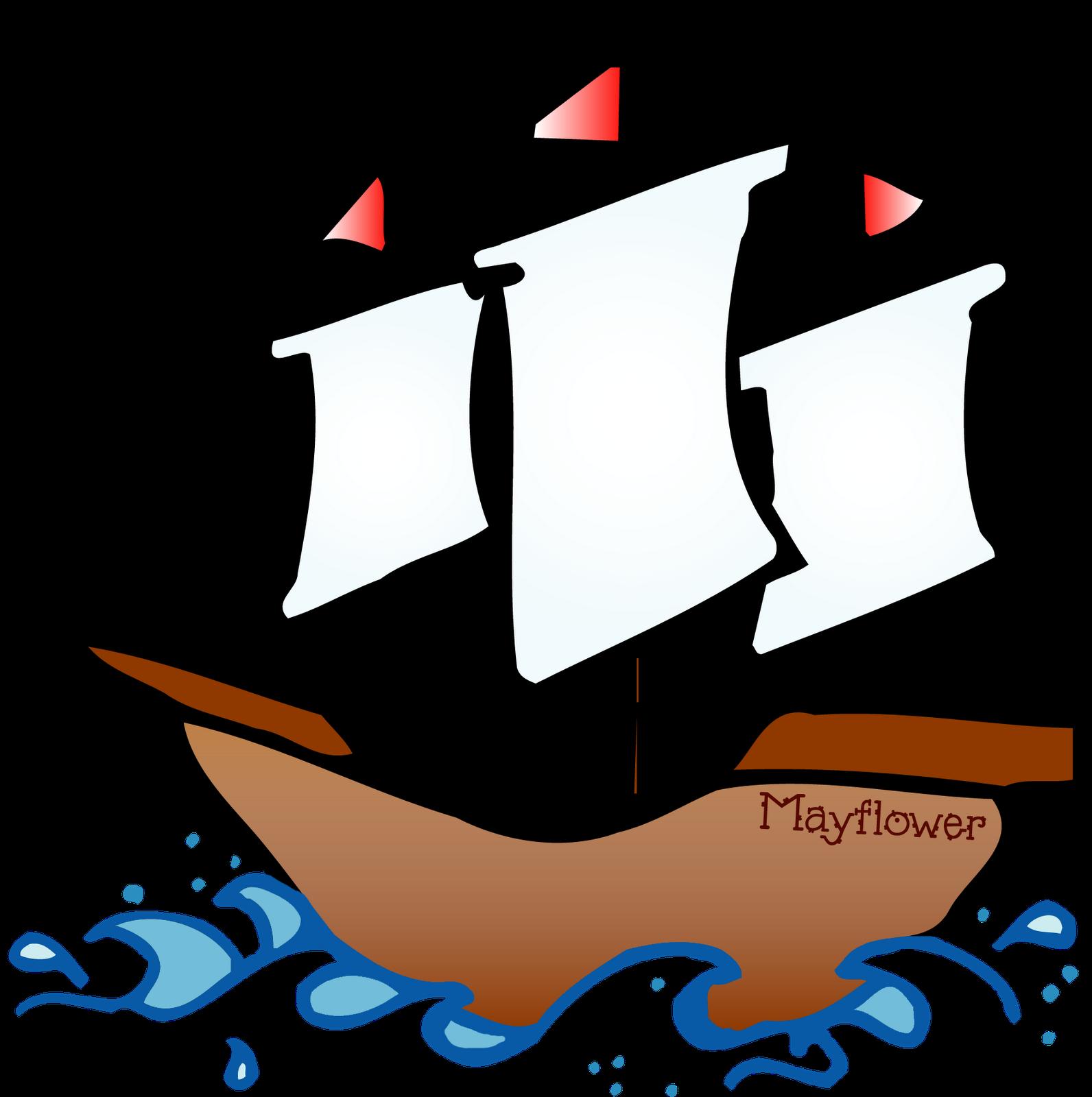 Mayflower explorer ship